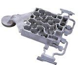 고수준 정밀도는 알루미늄 부속을 정지한다 모터 기계를 위한 주물 회전익을 기계로 가공했다