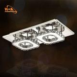 Kroonluchters van het Kristal van de Luxe van het Plafond van de fabriek de Directe Verkoop Opgezette