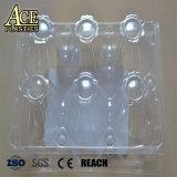 化粧品またはフルーツまたはまめまたは食糧または卵の皿のための極度の明確な透過PVC堅いシート