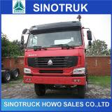 Cabeça do caminhão do trator do reboque do chassi de HOWO 6*4