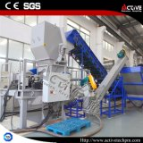 High Automatic Plastic Recycling Machine