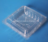 200gボックスを包むプラスチックまめのブルーベリーのクラムシェル