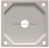 Voar de PP de alta pressão do filtro de encaixe a placa (16 bar)