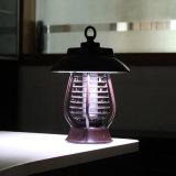2017 새로운 태양 에너지 전기 모기 살인자 램프 반대로 Mosquito