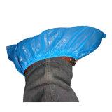 プラスチック良質の安い価格使い捨て可能なCPEの靴カバー