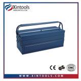 Три разных размеров переносной ящик для инструментов