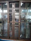 Woodwin Aluminiumschiebetür mit konkurrenzfähigem Preis (YS-80)