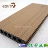 Decking durável do Teak da geração nova WPC do fornecedor de Guangdong para o revestimento