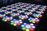 Nieuwste Goedkope Lichte LEIDEN van het Stadium van Diso van de Bloem van de Controle DMX Dance Floor