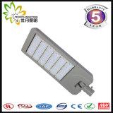 Большой уличный свет сбывания 170lm/W 300W напольный регулируемый СИД, дешевый уличный фонарь уличного света солнечный СИД СИД с утверждением Ce& RoHS