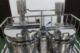 Rhj-a-200L automatisches Vakuumhomogenisierenemulsionsmittel/Kuchen-Gel-Emulsionsmittel, das Maschine/chemische Maschinerie-Geräte herstellt