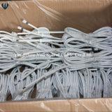 Câble électrique de Rvu 2*0.75mm2 450/750V pour le rouleau-masseur