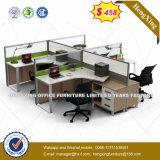 도매 옆 내각 밝은 회색 색깔 사무실 책상 (HX-8N3013)