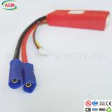 Pacchetto ricaricabile della batteria dello Li-ione di 4s1p 14.8V 2000mAh