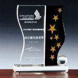 Личности лучшее качество и лучшее обслуживание отдельных пользовательских Crystal трофеев награду