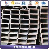 Section creux rectangulaire en acier galvanisé (CZ-SP51)