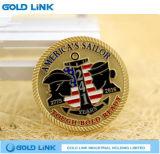 Métiers faits sur commande en métal de pièce de monnaie d'enjeu de cadeau de promotion de pièce de monnaie de souvenir