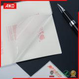Druk de Bladen van het Verschepende Etiket van het Pakket uit