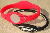 Bracelet en caoutchouc de silicium fait sur commande d'énergie d'OEM d'usine pour le cadeau de promotion