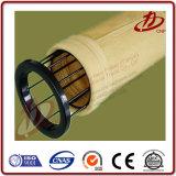 Промышленный цедильный мешок войлока Needled сульфида полифенилена (PPS) для сборника пыли