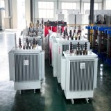 1500 Ква 10кв масло попал трехфазный трансформатор распределения электропитания