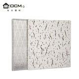 L'isolation thermique plafond PVC décoratifs oxyde de magnésium