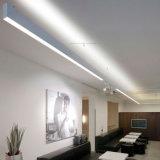 Doppi lati che emettono, tipo fissato al muro dell'indicatore luminoso lineare della camera di equilibrio del up&Down LED