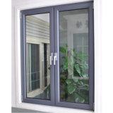 Múltiple de aluminio de alta calidad de los paneles de la ventana de persiana de ventana toldo