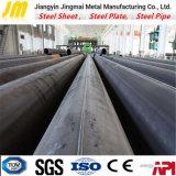 Tubo de acero de SSAW/LSAW para el petróleo de gas y agua y construcción