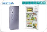 381L Réfrigérateur 220V avec double porte pour utilisation à domicile