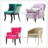 Новый стул Mc1501 кожи конструкции и рукоятки ткани