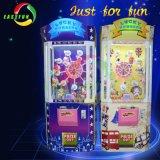 Número da sorte de venda quente brinquedo máquina de jogos de venda directa para o centro de entretenimento