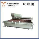 Px máquina de corte de jato de água em alumínio