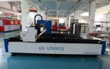 Machine de découpage de laser de fibre du GS 1500W de Hans avec la bonnes rigidité et stabilité