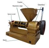 Venda a quente 410kg/h Sesame, prensa de óleo de soja, girassol Yzyx140cjgx