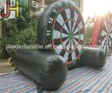 Gioco da tavolo gonfiabile personalizzato del dardo di gioco del calcio del PVC di H=3m da vendere