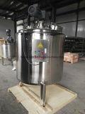 アジテータが付いている1500リットルのステンレス鋼のJacketed混合タンク