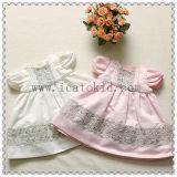 Vestito dai vestiti del bambino del vestito da disegno dell'abito per 1 anno