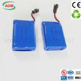 Pacchetto della batteria di ione di litio di vendita diretta Pl704050 11.1V 1800mAh del fornitore
