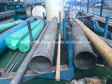 Roestvrij staal 304/316 Geslepen Buis met Materieel Certificaat