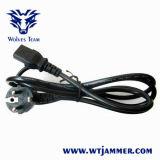 14 Bandes réglable CDMA GSM 3G 4G WiFi GPS brouilleur UHF VHF Lojack (antenne intégrée)