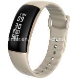 Puls-Blutdruck-Monitor-Pedometer-Aktivitäts-Verfolgerintelligenter Wristband