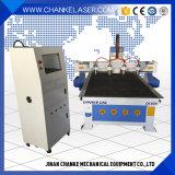2016 Nueva Venta caliente CNC Máquina de carpintería de madera de madera de contrachapado de plástico ABS de acrílico Alumnium