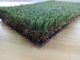 Hierba artificial del monofilamento artificial de la hierba del sintético del césped que cultiva un huerto
