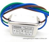 Riga filtro di corrente alternata di monofase del filtro da EMI di contabilità elettromagnetica