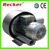 pompe de vide de ventilateur pour le déplacement du gaz dans l'incinérateur