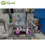 Gyc lavar la ropa Detergente Líquido de mezcla de mezcla que hace la máquina de llenado equipo de la línea de producción de plantas