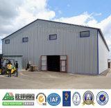 Edificio estructural prefabricado de acero del almacén