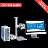 Plaat die van de Naam van de Vezel van de Fabrikanten van de markeerstift 20W de Mini het Deel van de Laser van de Vezel merken