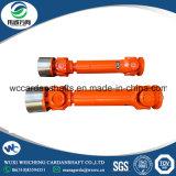Fabrik, die SWC mittlere Aufgaben-Kardangelenk-Welle mit Hochleistungs- Direktverkauf ist